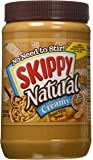 Skippy Natural Creamy Peanut Butter Twin Pack, 5 lb
