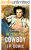 Vetting the Cowboy (Hot in the Saddle)