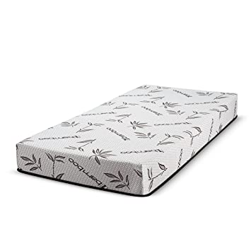 "daybed memory foam mattress Amazon.com: Fortnight Bedding 30""x74"" 6 Inch Gel Memory Foam  daybed memory foam mattress"