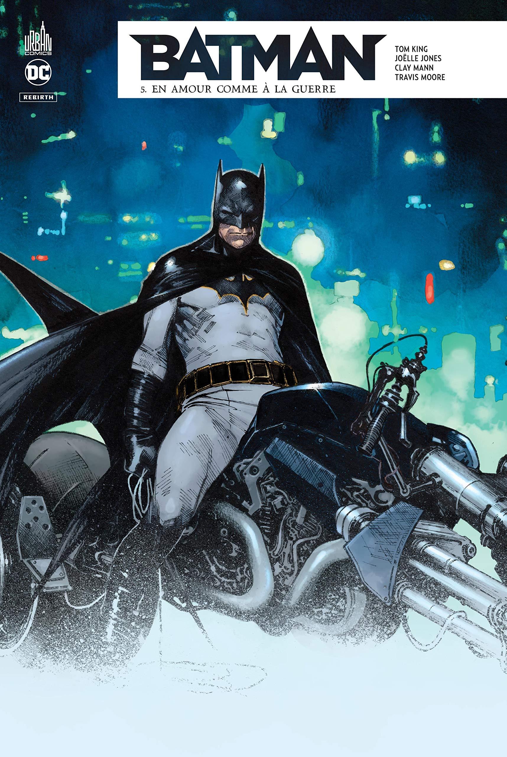 debutant batman rebirth guide