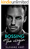 Bossing the Virgin: A Billionaire Single Dad Romance (Irresistible bosses Book 1)