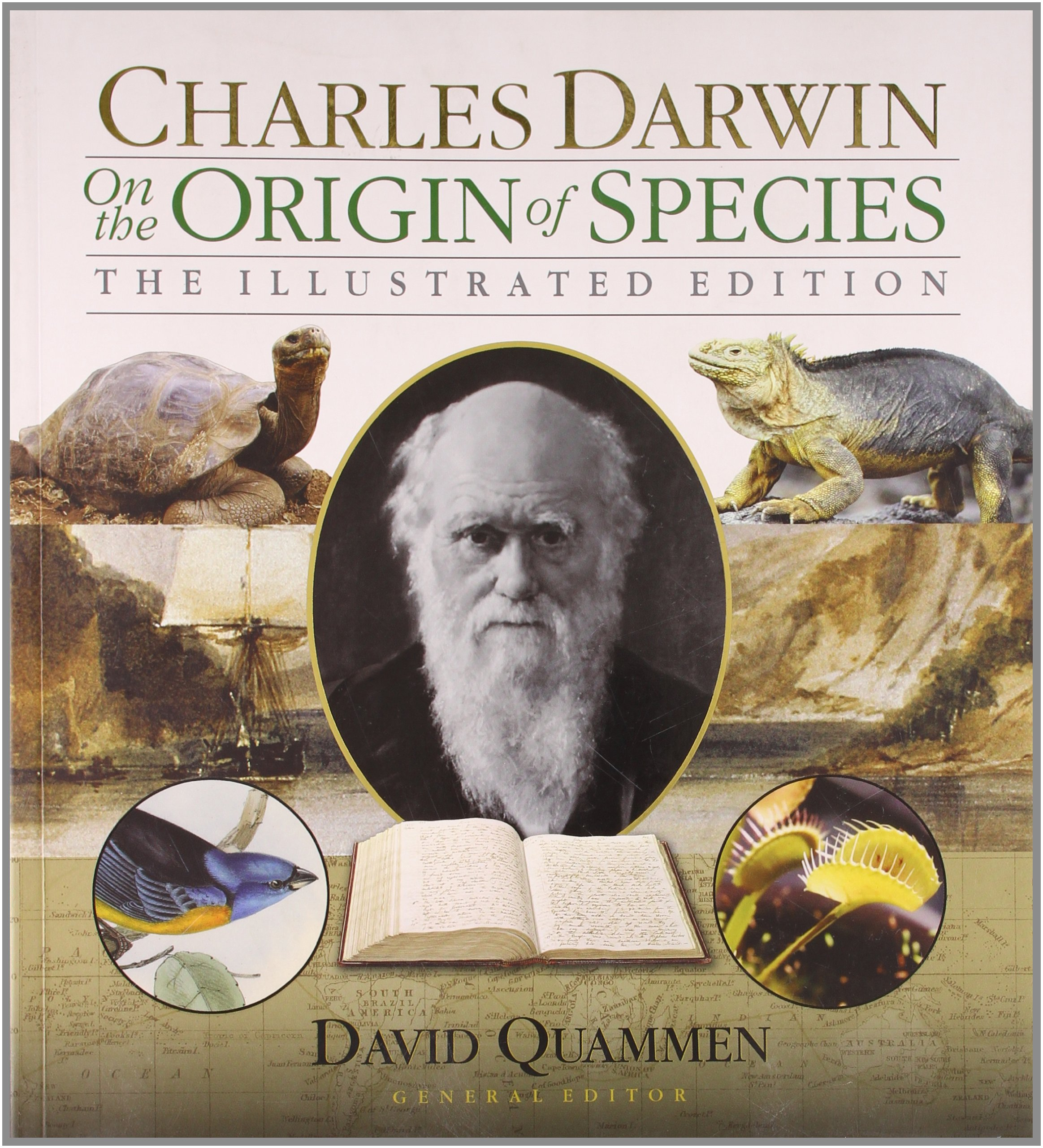Biology question on Orgin of Species by Charles Darwin..Really need help?