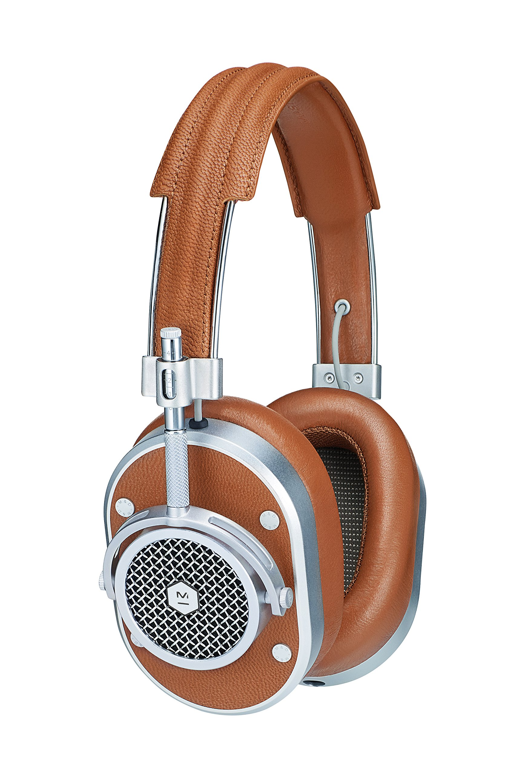 Master & Dynamic MH40 Over Ear Headphone - Brown by Master & Dynamic