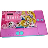 ARTBOX Girl's Plastic Printed Calculator Equipped Giant Geometry Box, XL (Multicolour)