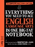 Everything You Need to Ace English Language Arts in One Big Fat Notebook: The Complete Middle School Study Guide (Big Fat Notebooks)