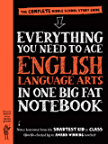 Everything You Need to Ace English Language Arts in One Big Fat Notebook: The Complete Middle School Study Guide (Big…