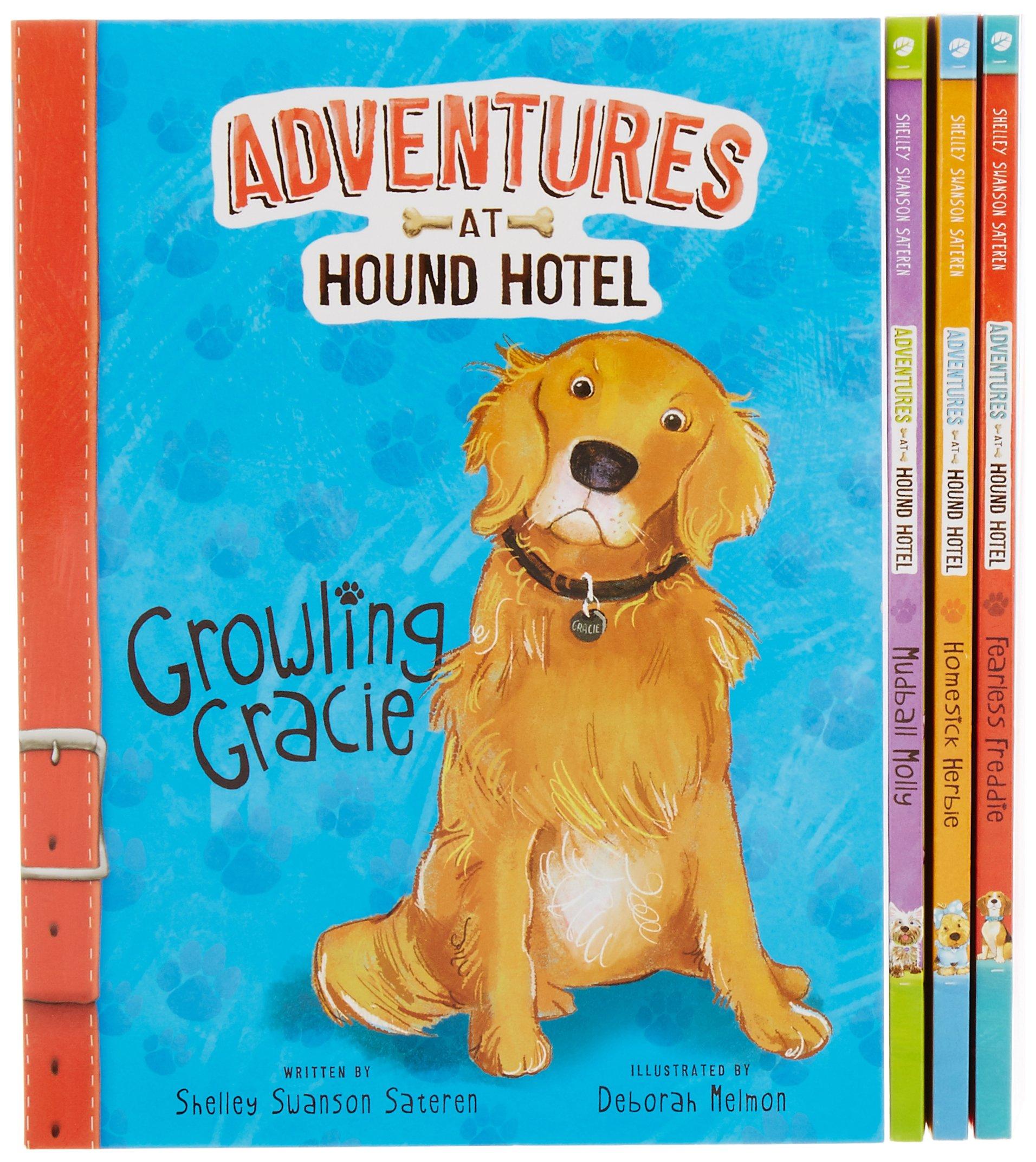 Download Adventures at Hound Hotel (Adventures at Hound Hotel: Adventures at Hound Hotel) pdf epub
