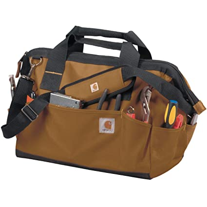 Amazon.com: Carhartt Trade Series bolsa de herramientas ...