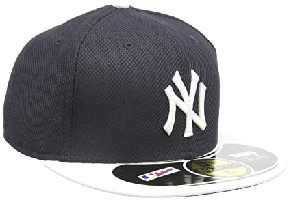 94ec58b8a77 Amazon.com   MLB New York Yankees Batting Practice 59Fifty Baseball ...