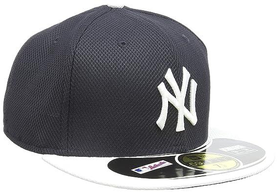 27c486bccf8e6 New Era Men s MLB Diamond Era NY Yankees 59Fifty Fitted Baseball Cap ...