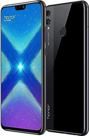 Honor 8X, Smartphone (4G, RAM de 4 GB, Memoria de 64 GB, cámara de ...