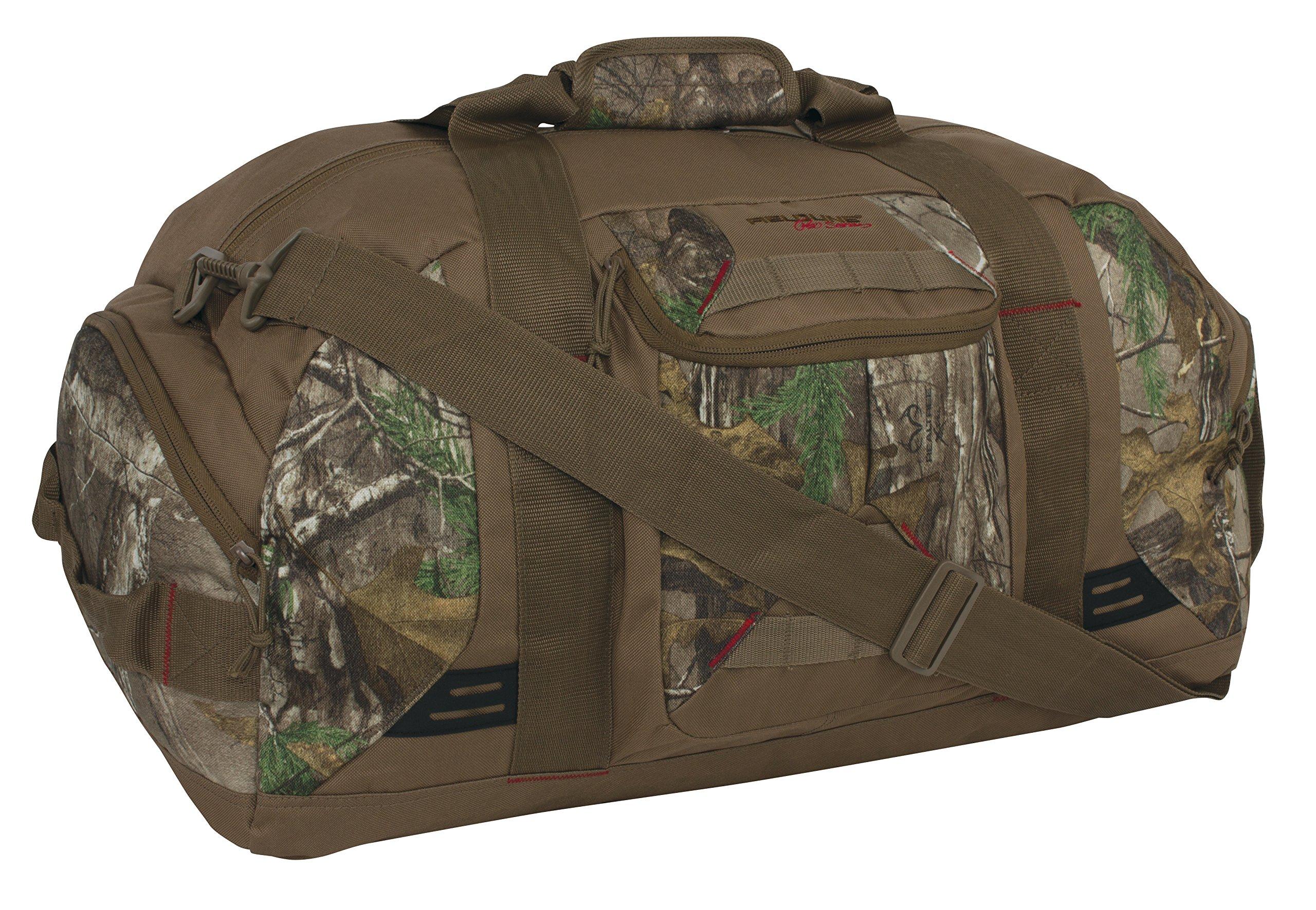 Fieldline Pro Ultimate Duffle Bag, Medium, RealTree Xtra