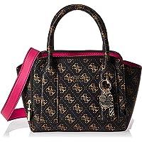Guess Little Paris Small Tri Compartment Satchel Bag For Women