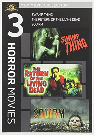 swamp thing unrated