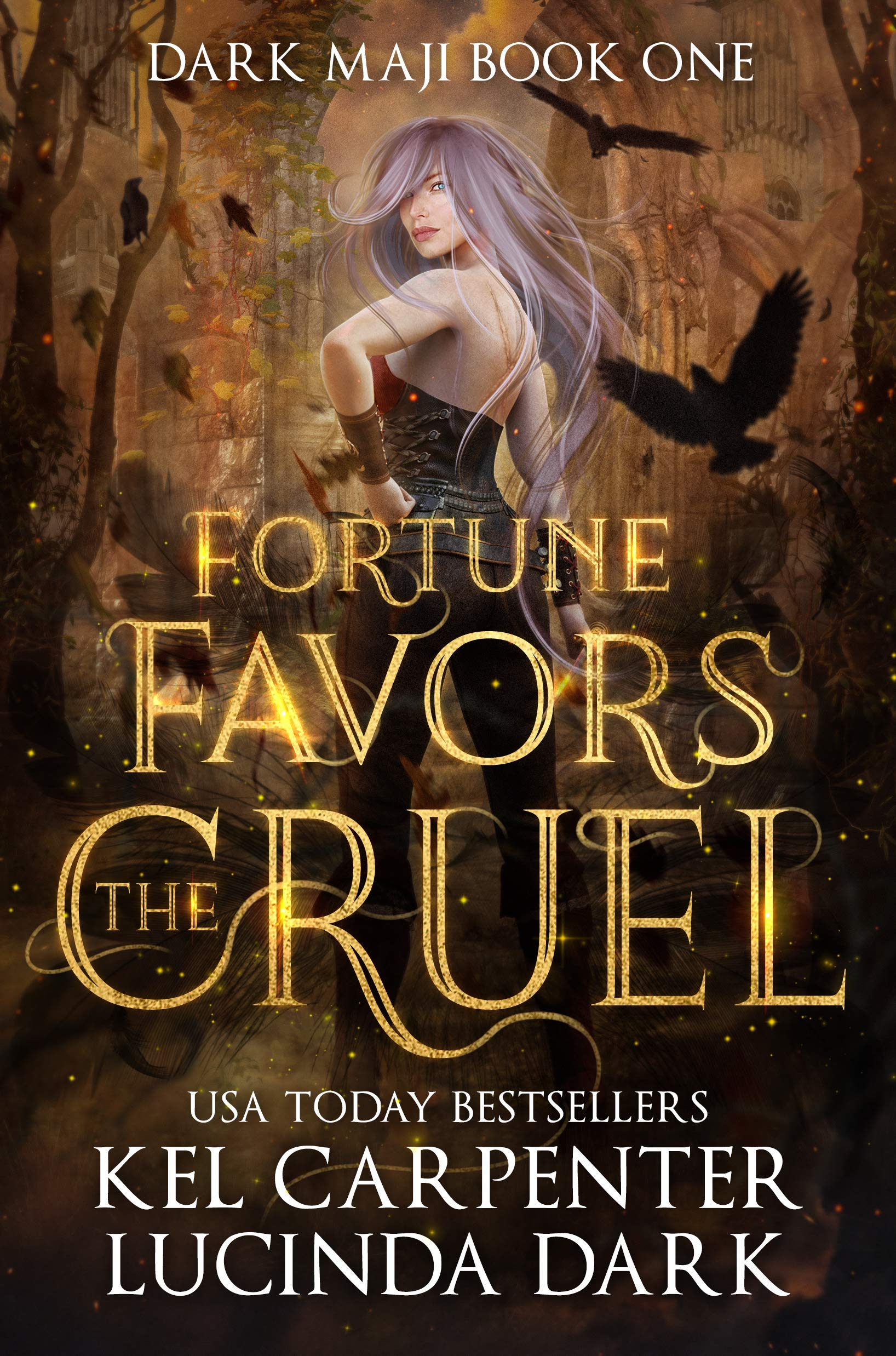 Fortune Favors The Cruel  Dark Maji Book 1   English Edition