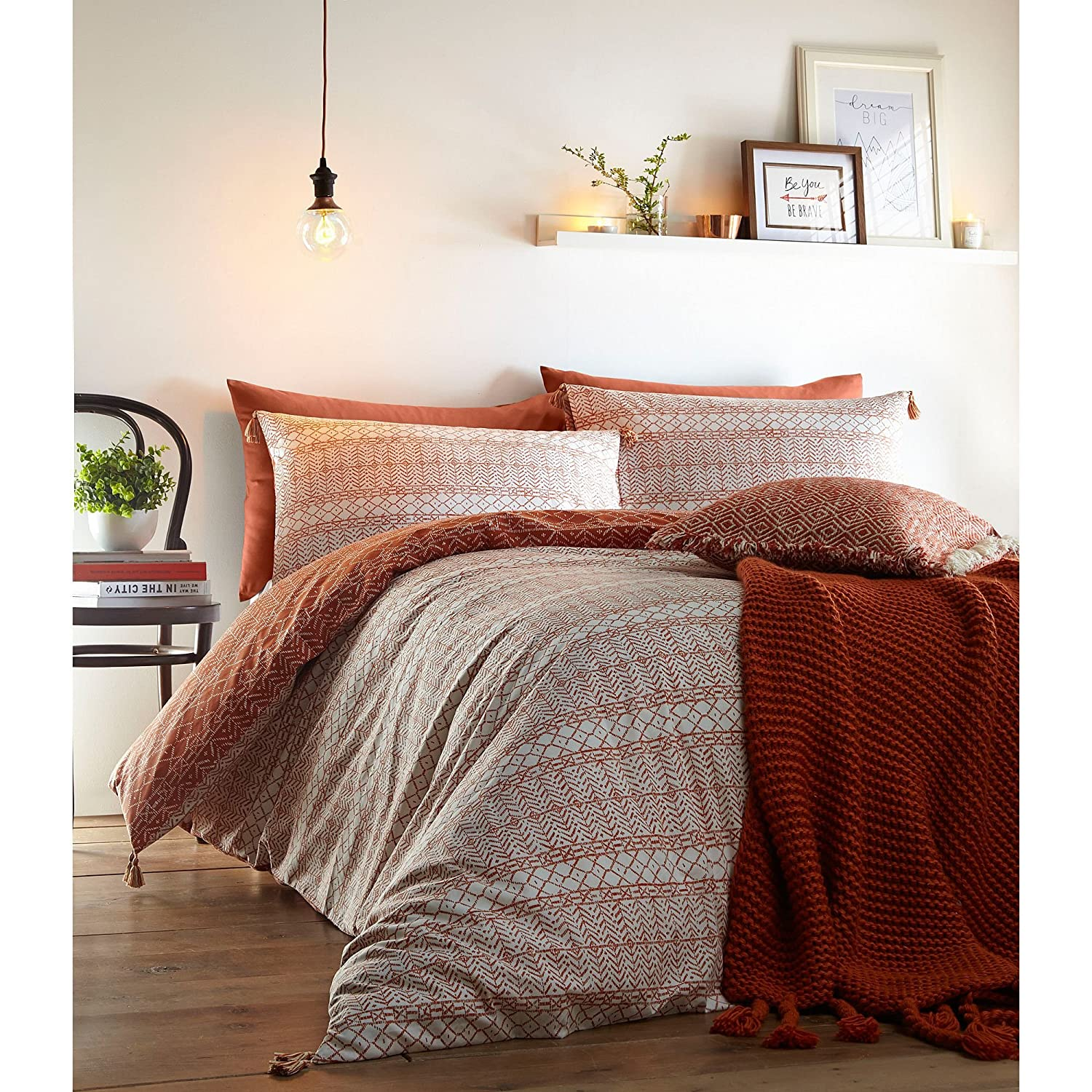 Debenhams Home Collection Iverson Bedding Set Double