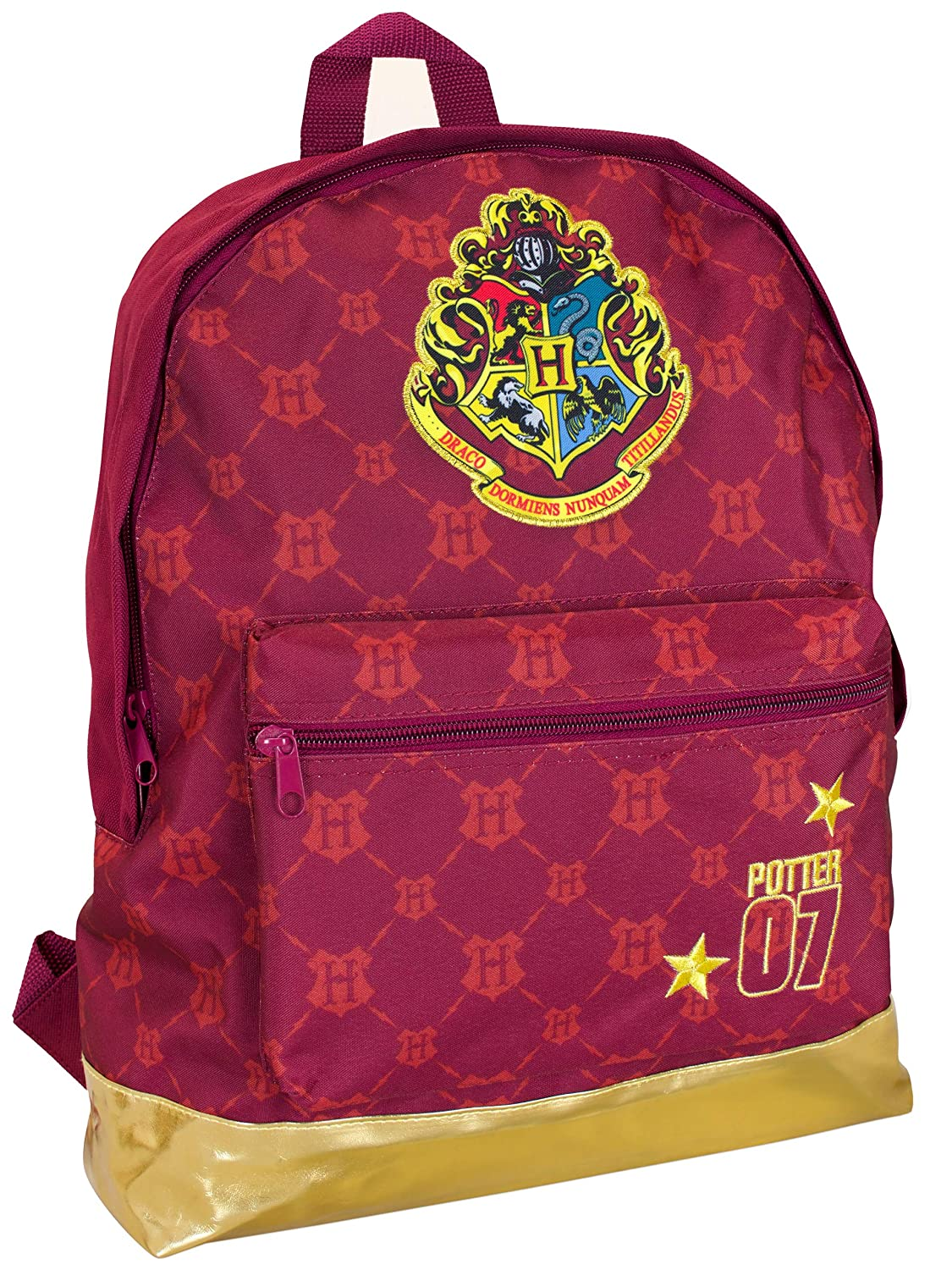Harry Potter Enfants Hogwarts Sac à  Dos, Multicolore, One Size