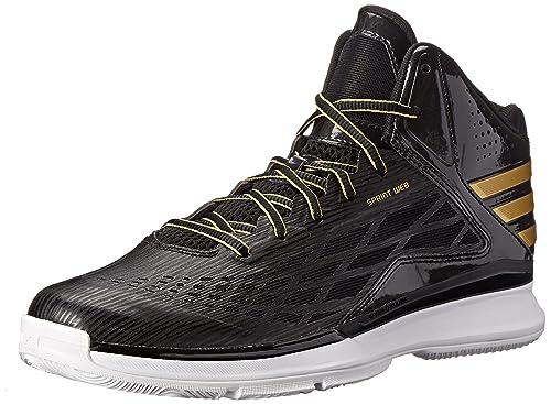 Adidas para hombre de las zapatillas de baloncesto Transcend ...