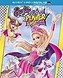 Barbie in Princess Power [Blu-ray + DVD + UltraViolet] (Bilingual)