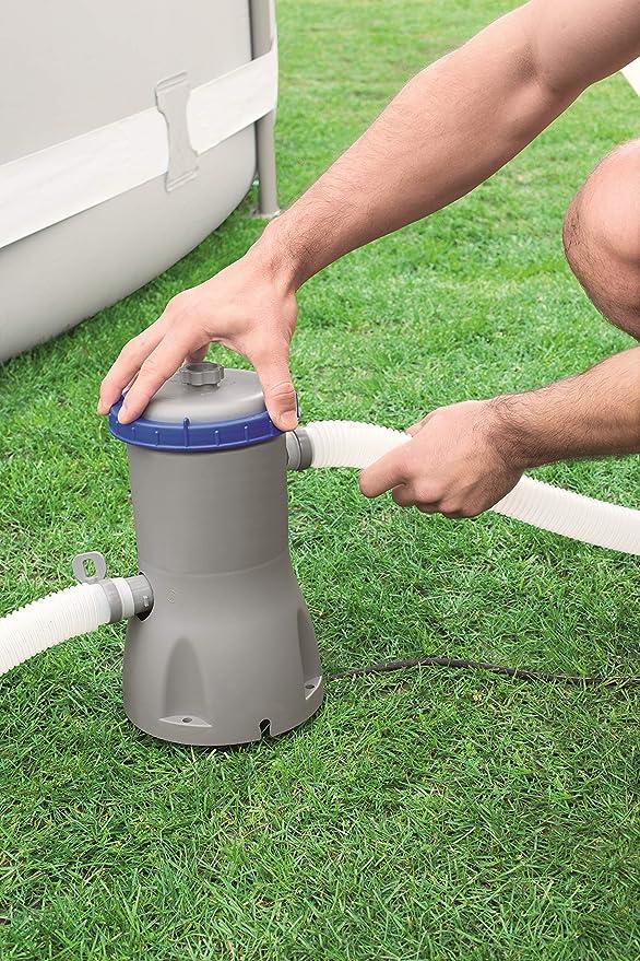 Bestway 58386 - Depuradora de Filtro Cartucho Tipo II 3.028 litros ...