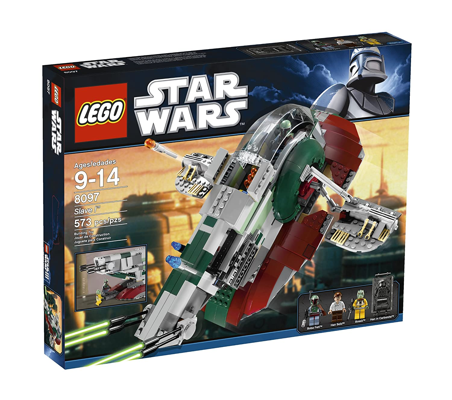 Lego Star Wars Boba Fett Ship