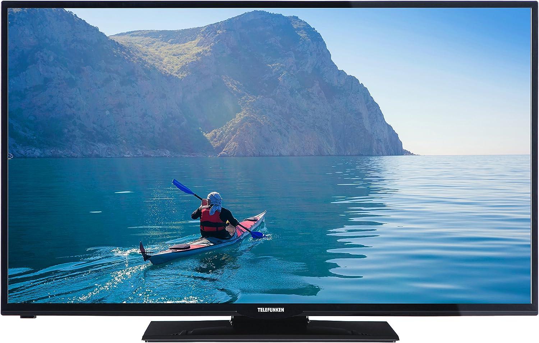 Telefunken d40 F275i3 C 102 cm (40 Pulgadas) televisor (Full HD, sintonizador Triple, Smart TV): Amazon.es: Electrónica