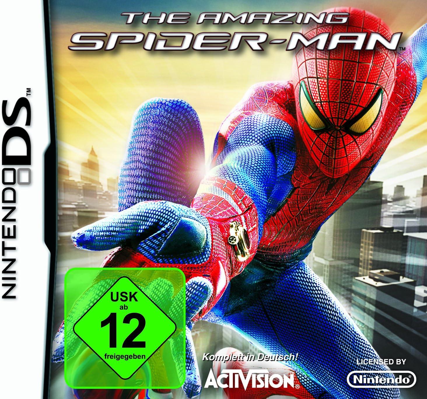 The Amazing Spider-Man [Importación alemana]: Amazon.es: Videojuegos