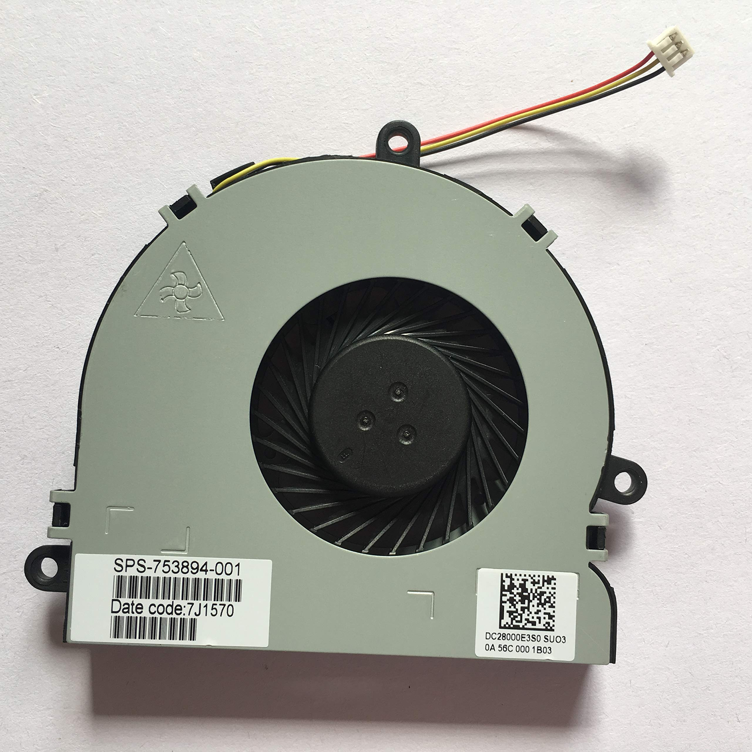 Cooler Para HP 250 G3 246 G3 series Cpu Cooling Fan SPS 7538