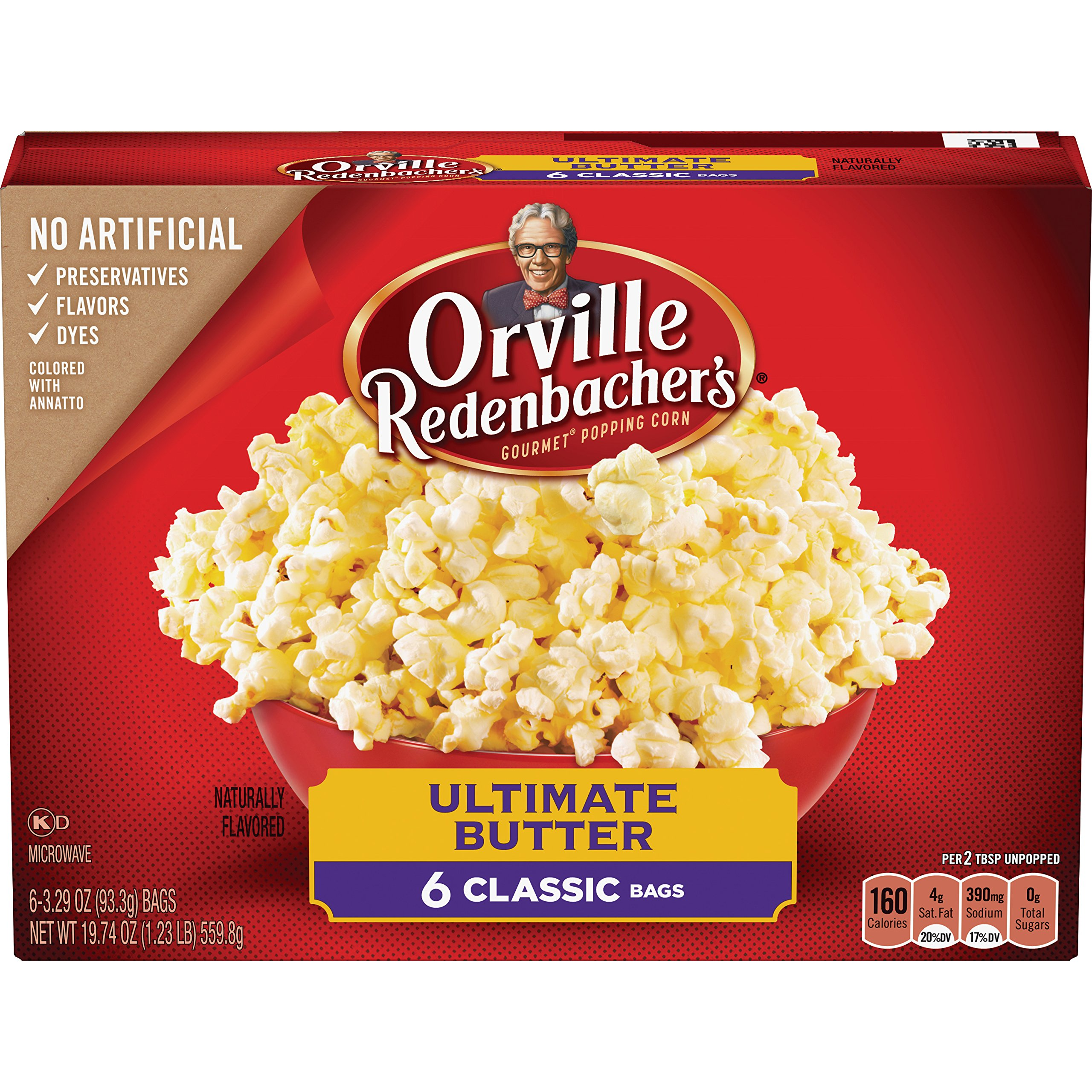 Amazon.com: Orville Redenbacher's Movie Theater Butter