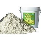 -carb weißes Mandelmehl entölt,750 g