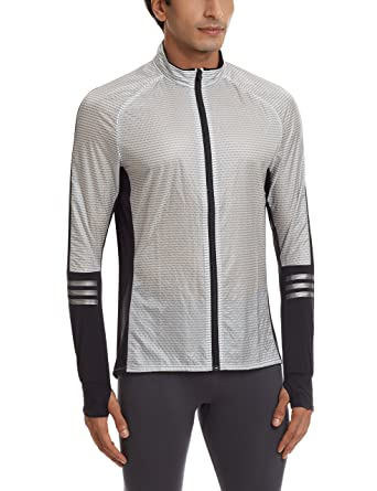 Amazon Cp Xx Men's Jacket Black Large Running Adizero At Adidas TwqU11