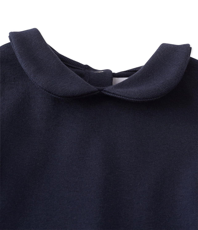 Petit Bateau Robe Ml Vestito Bimba
