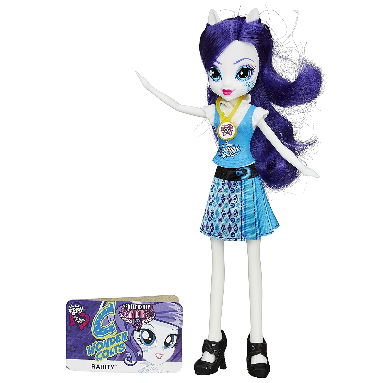 My Little Pony Equestria Girls Rarity Friendship Games Doll