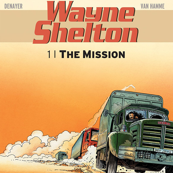 Wayne Shelton (Issues) (3 Book Series)