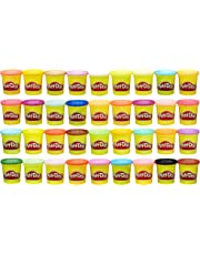 Play-Doh Modeling Compound 36-Pack Case of Colors, Non-Toxic, Assorted Colors, 3-Ounce Cans (Amazon Exclusive)