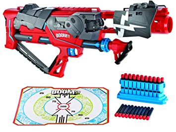 ... Master Chief's Iconic UNSC MA5 Halo Rifle Is Now a BOOMco Dart Blaster  ...