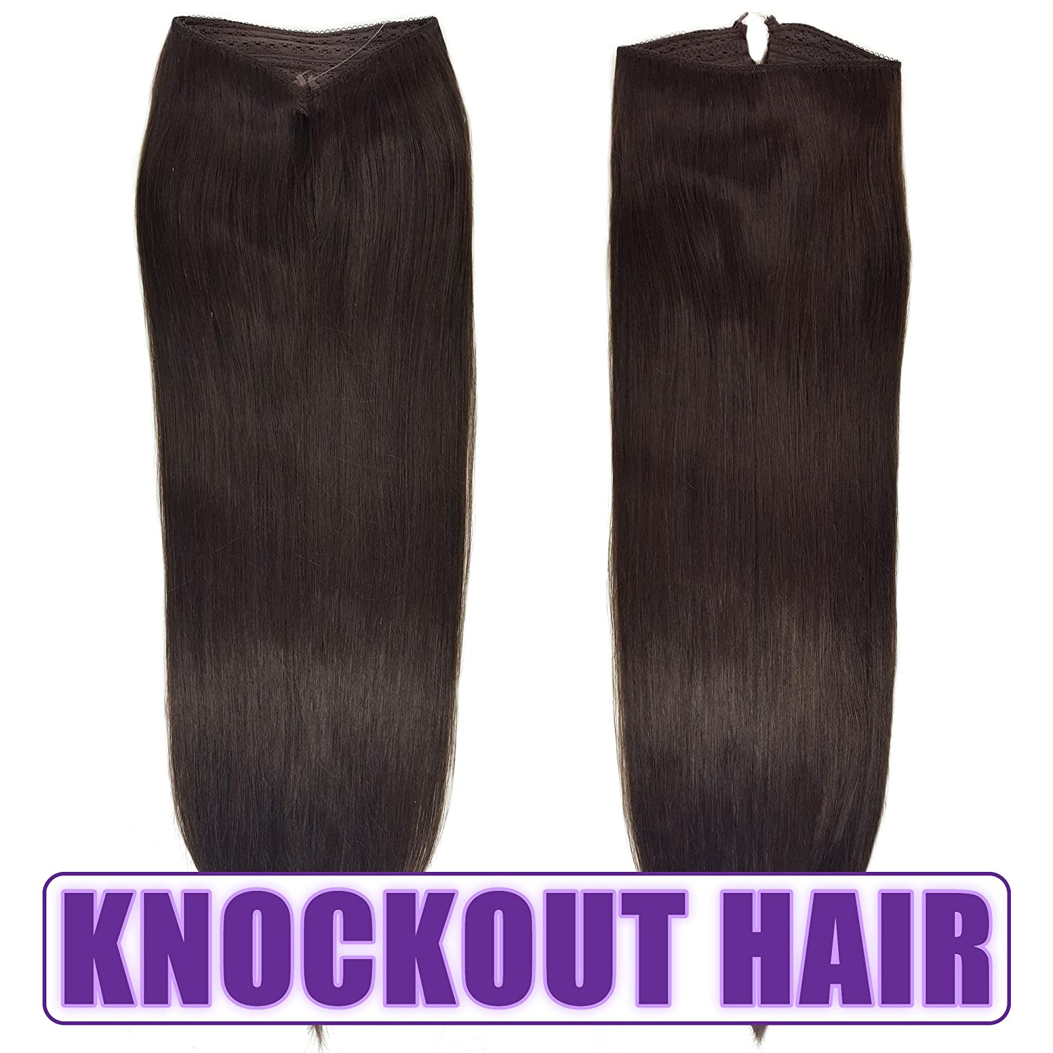 Amazon fits like a halo hair extensions 20 2 no clips amazon fits like a halo hair extensions 20 2 no clips no glue no tape no damage its so easy 100 remy premium couture grade aaaaa human pmusecretfo Image collections