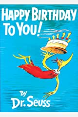 Happy Birthday to You! Hardcover