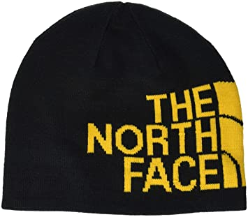 THE NORTH FACE Reversible TNF Banner Beanie  Amazon.co.uk  Sports ... 6ddd11876b0b