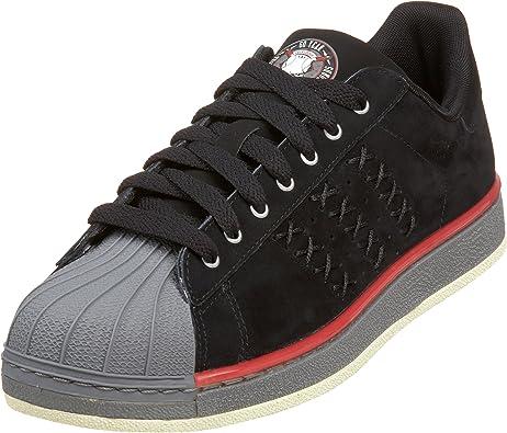 Adidas Originals Hombre Superstar Pt Sneaker Negro 6 D M Us Shoes