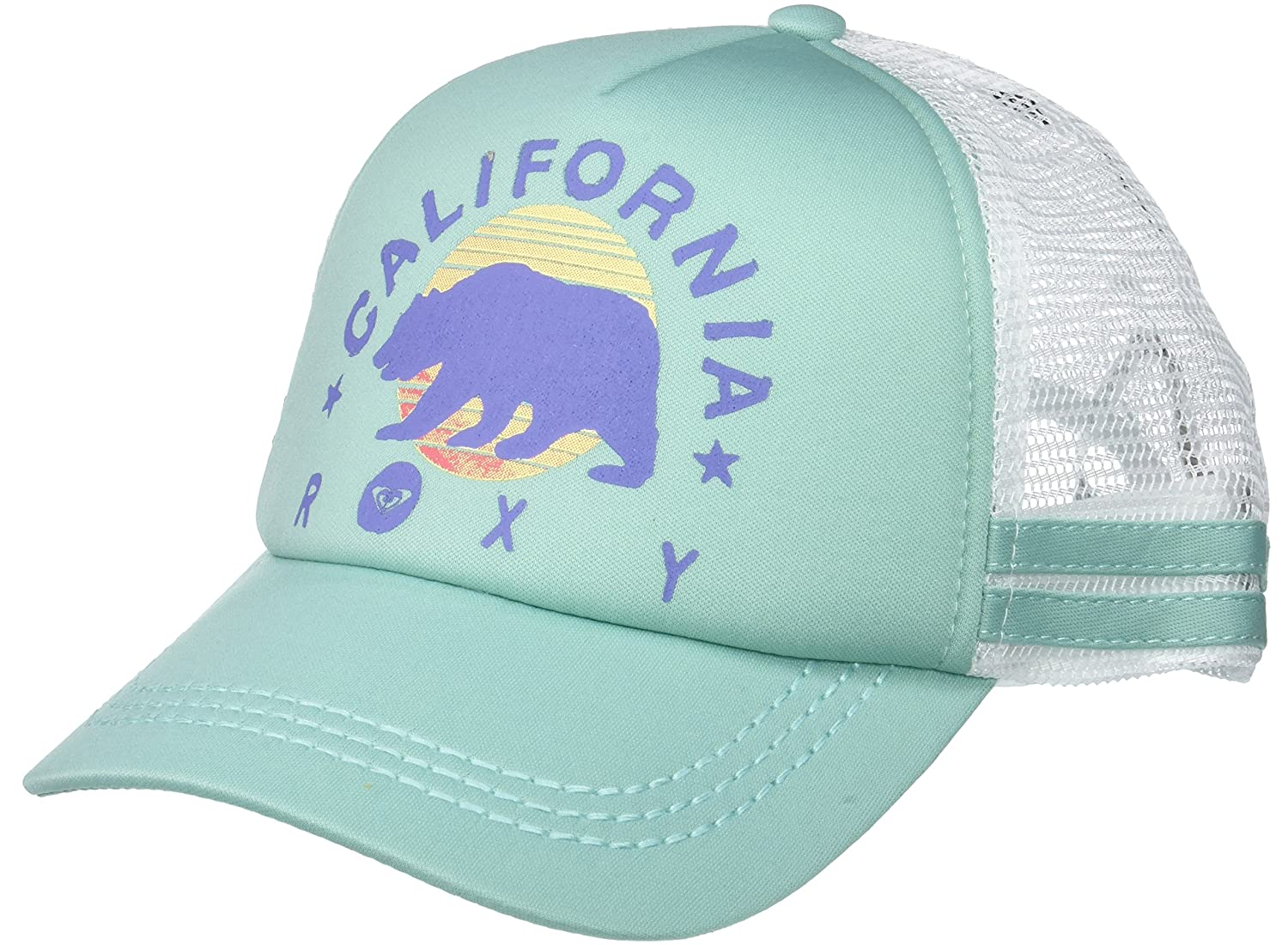 Roxy Women s California Dig This Trucker Hat 2a99977ebe