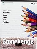 Stonehenge PAD 15shts 9 x 12 COLOURS