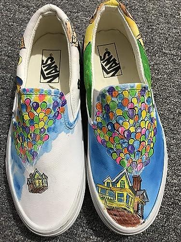 vans shoes design
