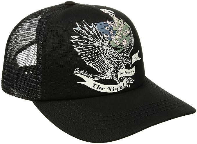 Amazon.com  Billabong Women s Aloha Forever Trucker Hat 79fbb0a83d21