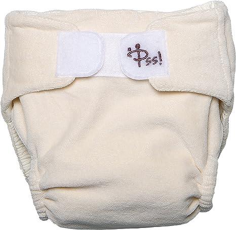 PSS! NATURE Braguita cubrepañal 100% algodón Bio - Hecho en Italia ...