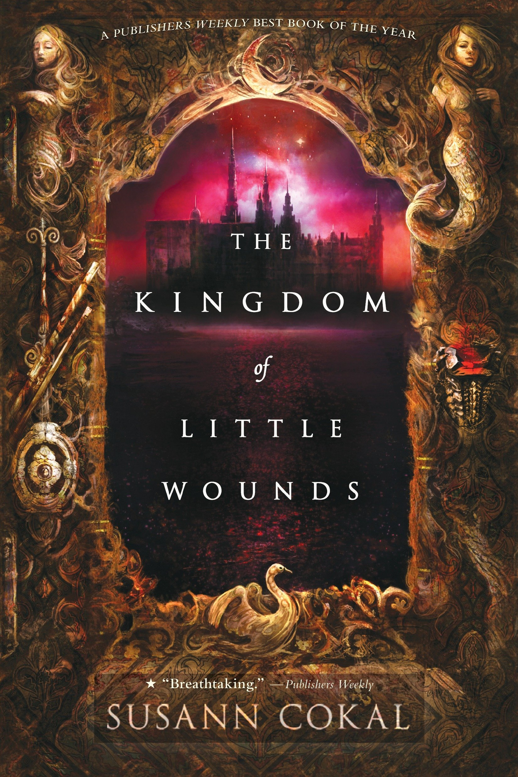 Read Online The Kingdom of Little Wounds pdf epub