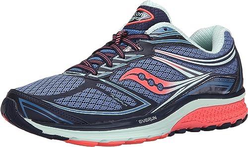 Saucony Guide 9, Zapatillas de Running para Mujer, Azul (Cobalt ...