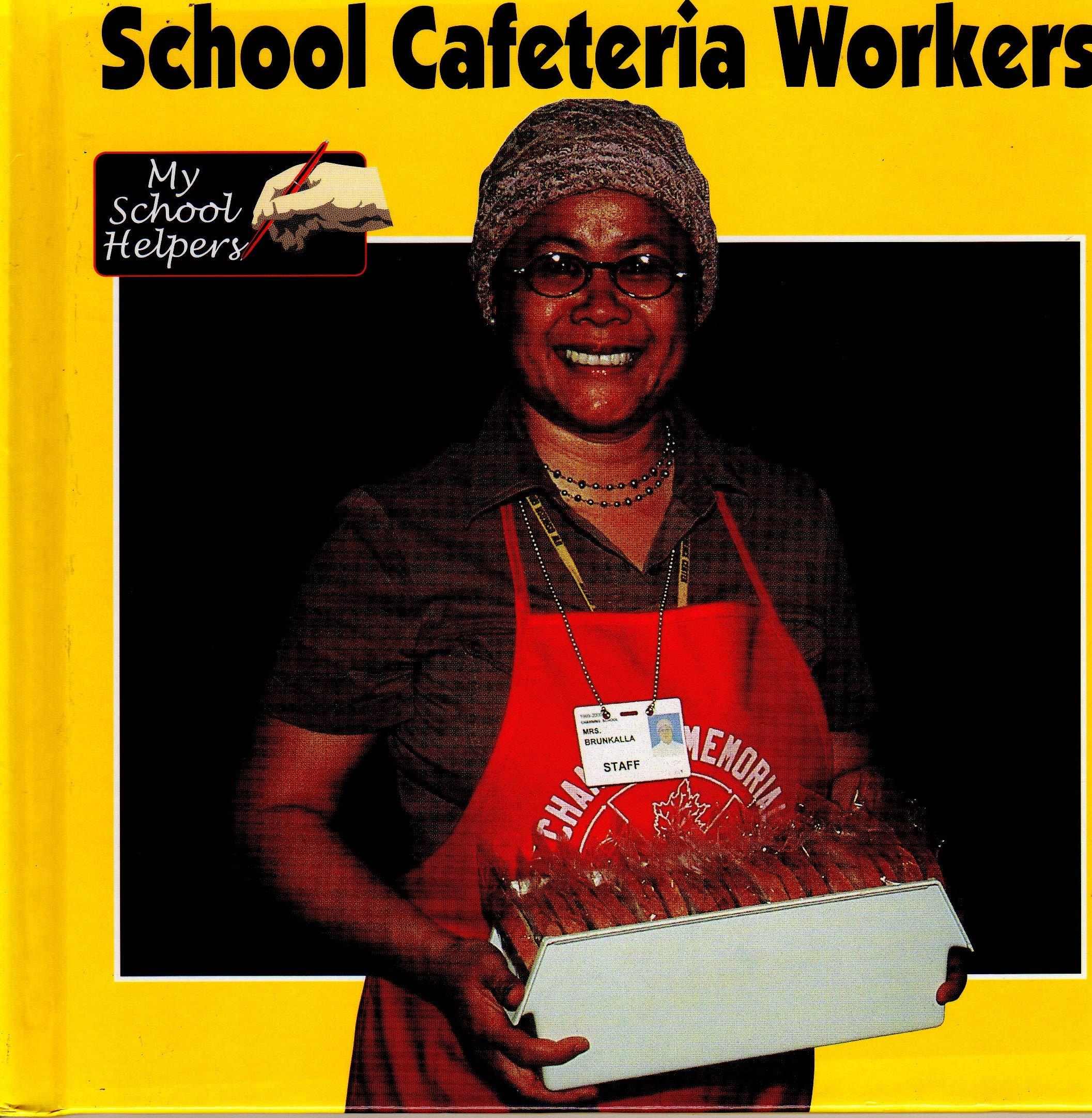 Download School Cafeteria Workers (School Helpers) PDF