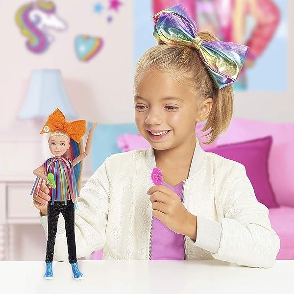 JoJo Siwa JoJo Singing Doll, Worldwide Party fashion doll toy for kids