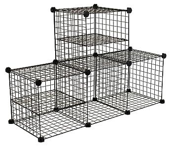 Amazing Internetu0027s Best Wire Storage Cubes | Set Of 4 | Wire Storage Cubbies | 2  Wire